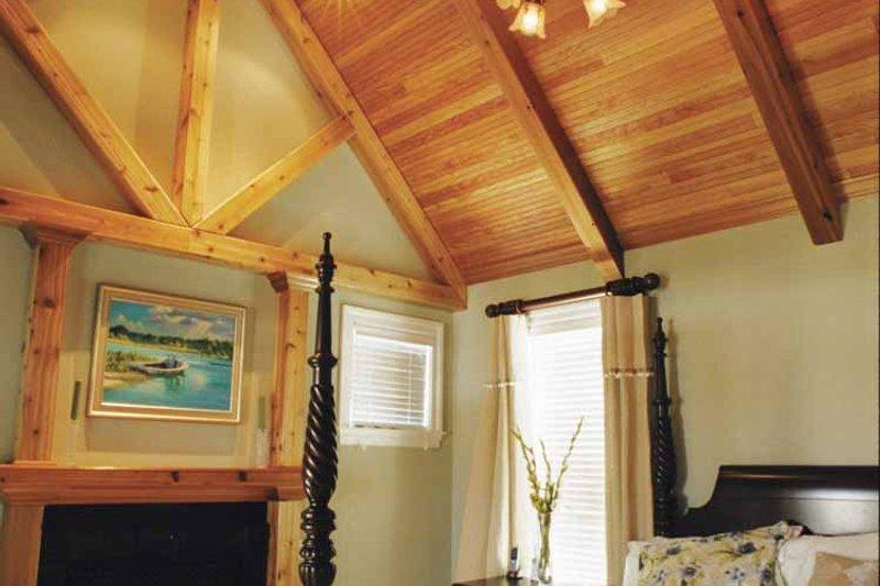 Craftsman Interior - Master Bedroom Plan #929-361 - Houseplans.com