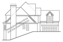 Dream House Plan - European Exterior - Other Elevation Plan #927-190