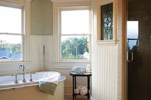 Victorian Interior - Master Bathroom Plan #410-104