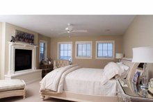 House Plan Design - Craftsman Interior - Master Bedroom Plan #928-59