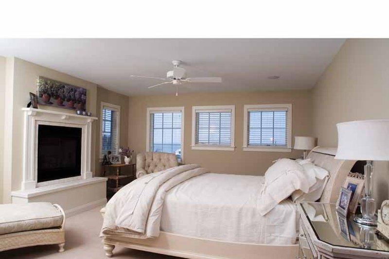 Craftsman Interior - Master Bedroom Plan #928-59 - Houseplans.com