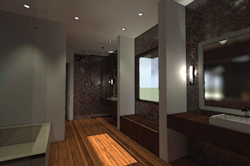 Contemporary Interior - Master Bathroom Plan #64-324 - Houseplans.com