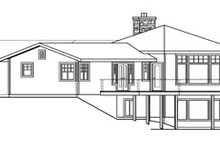 Dream House Plan - Craftsman Exterior - Other Elevation Plan #124-730