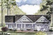 Craftsman Style House Plan - 3 Beds 2 Baths 1720 Sq/Ft Plan #316-260