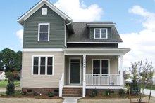 Home Plan - Craftsman Photo Plan #79-299