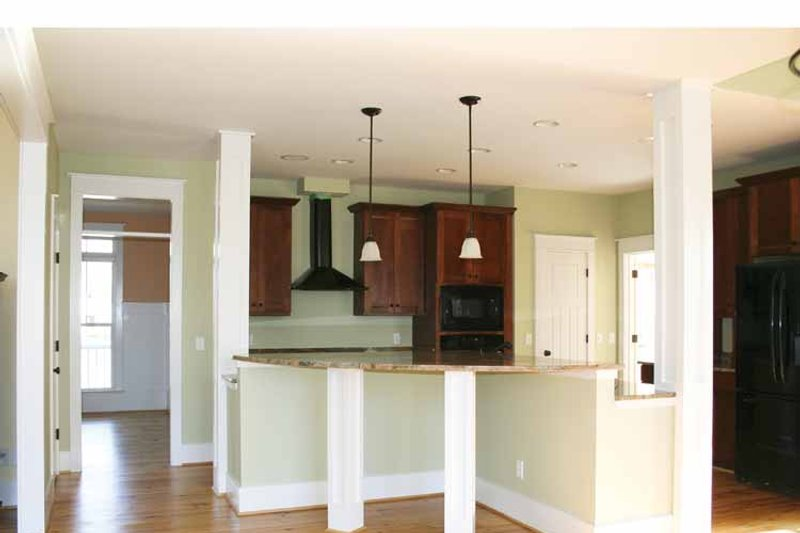 Country Interior - Kitchen Plan #927-295 - Houseplans.com