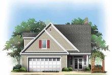 Traditional Exterior - Rear Elevation Plan #929-836