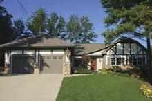 House Plan Design - Craftsman Exterior - Front Elevation Plan #928-136