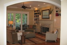 Traditional Interior - Family Room Plan #1054-16