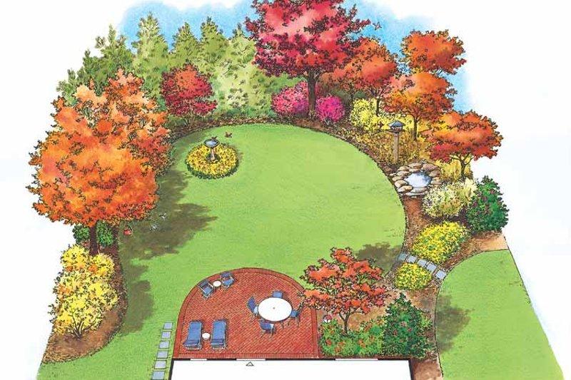 House Plan Design - Exterior - Front Elevation Plan #1040-46