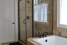 Craftsman Interior - Master Bathroom Plan #437-69