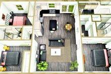 Home Plan - Farmhouse Interior - Other Plan #44-227