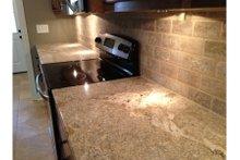 Traditional Interior - Kitchen Plan #430-87