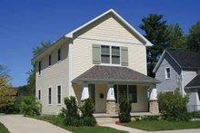 House Plan Design - Craftsman Exterior - Front Elevation Plan #928-209