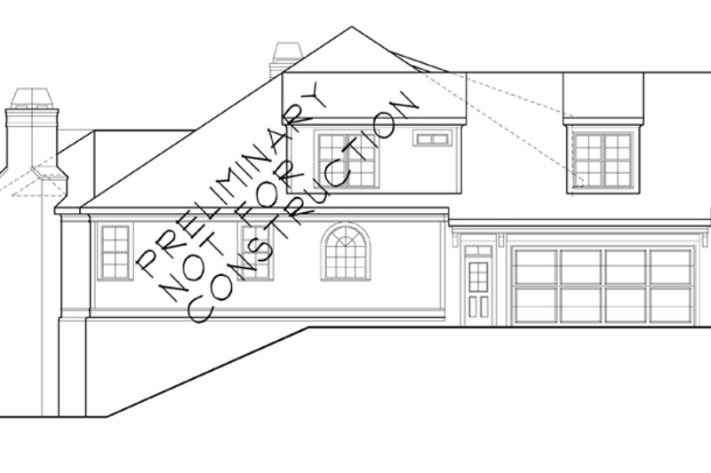 European Exterior - Other Elevation Plan #927-358 - Houseplans.com