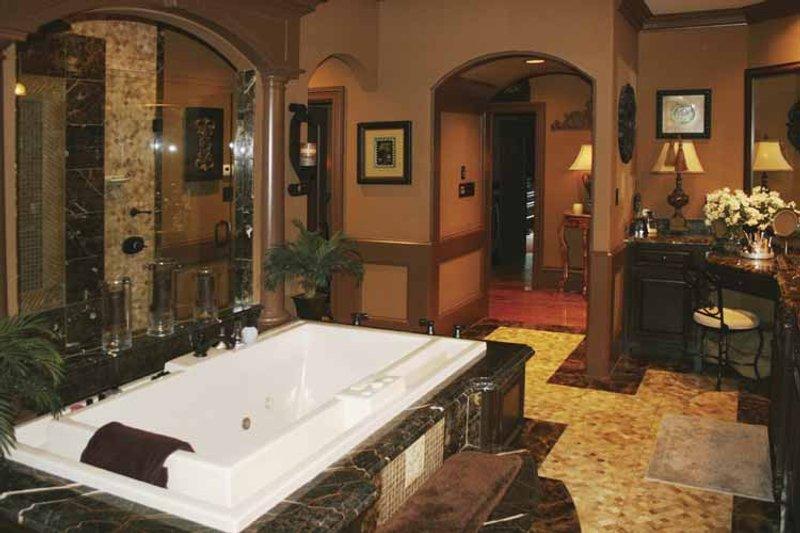 Colonial Interior - Bathroom Plan #119-392 - Houseplans.com