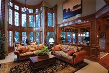 Home Plan - Craftsman Interior - Family Room Plan #132-353