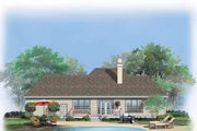 Ranch Style House Plan - 3 Beds 2 Baths 1309 Sq/Ft Plan #929-631