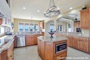 European Style House Plan - 4 Beds 4.5 Baths 5045 Sq/Ft Plan #930-505 Interior - Kitchen