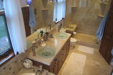House Plan Design - Contemporary Interior - Master Bathroom Plan #451-22