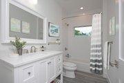 Beach Style House Plan - 3 Beds 2.5 Baths 1830 Sq/Ft Plan #938-108 Interior - Bathroom