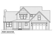 Farmhouse Style House Plan - 3 Beds 2.5 Baths 2346 Sq/Ft Plan #1070-16