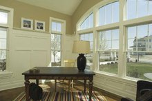 Colonial Interior - Other Plan #928-74