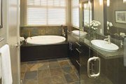 Craftsman Style House Plan - 4 Beds 3 Baths 2956 Sq/Ft Plan #929-872 Interior - Master Bathroom