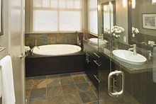 Craftsman Interior - Master Bathroom Plan #929-872
