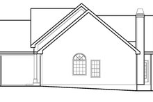 House Plan Design - Country Exterior - Other Elevation Plan #927-395