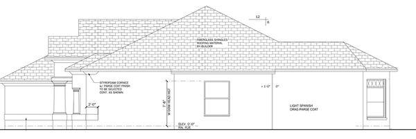 Home Plan - Mediterranean Floor Plan - Other Floor Plan #1058-41