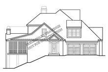 Architectural House Design - European Exterior - Other Elevation Plan #927-426