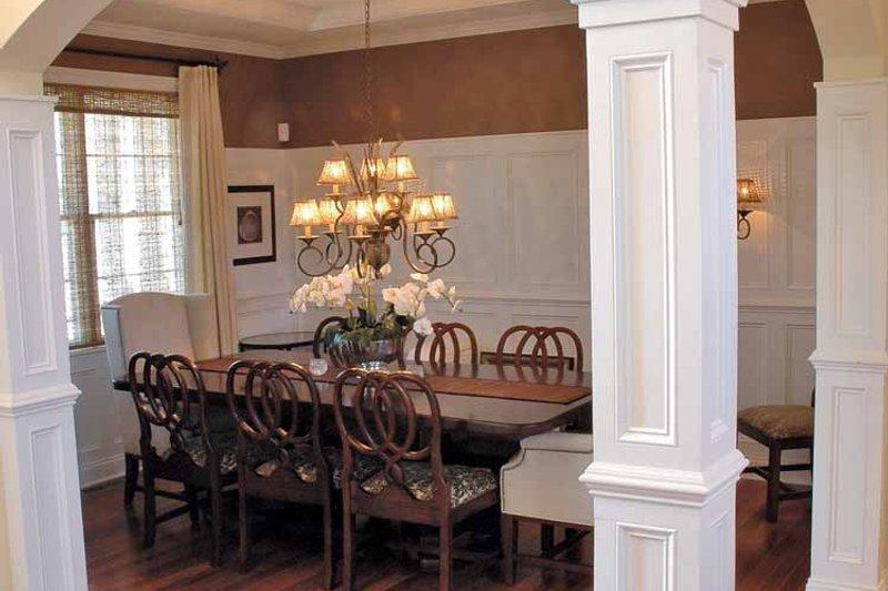 Craftsman Interior - Dining Room Plan #929-361 - Houseplans.com