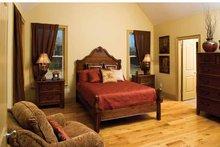 Dream House Plan - Tudor Interior - Master Bedroom Plan #929-613
