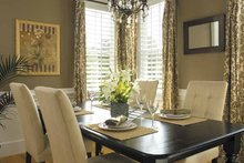 Country Interior - Dining Room Plan #930-358