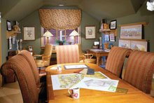 House Plan Design - Colonial Interior - Bedroom Plan #429-327