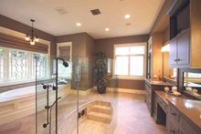 Architectural House Design - European Interior - Master Bathroom Plan #928-178