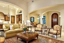 Architectural House Design - Mediterranean Interior - Other Plan #930-446