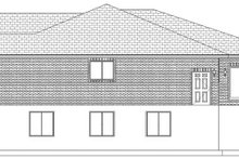 House Plan Design - Ranch Exterior - Other Elevation Plan #1060-27