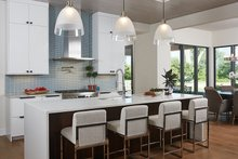 Home Plan - Contemporary Interior - Kitchen Plan #928-291