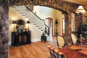 Traditional Style House Plan - 4 Beds 3.5 Baths 3187 Sq/Ft Plan #437-56 Interior - Dining Room