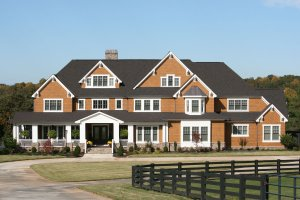 Craftsman Exterior - Front Elevation Plan #132-185