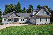 Craftsman Exterior - Front Elevation Plan #119-425