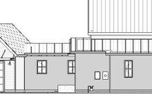 Modern Exterior - Other Elevation Plan #895-108