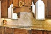 Craftsman Style House Plan - 3 Beds 2.5 Baths 2297 Sq/Ft Plan #437-61 Interior - Kitchen