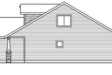 Exterior - Other Elevation Plan #124-692