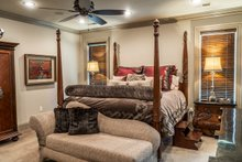Home Plan - Craftsman Interior - Master Bedroom Plan #17-3391