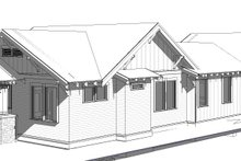 Home Plan - Right Front