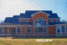House Plan Design - Southern Photo Plan #119-198