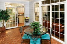 Country Exterior - Outdoor Living Plan #929-9